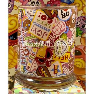 ヒステリックミニ(HYSTERIC MINI)のヒスミニ☆正規品☆レア☆新品☆コップ☆濃☆グラス☆限定☆希少☆食器(グラス/カップ)