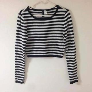 エイチアンドエム(H&M)のロンT(Tシャツ(長袖/七分))