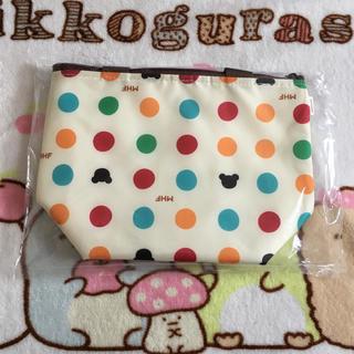 ミキハウス(mikihouse)の新品☺︎保冷バッグ  ノベルティ(弁当用品)