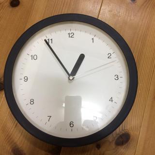 ムジルシリョウヒン(MUJI (無印良品))の無印の時計(掛時計/柱時計)