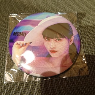 長手  紗衣様専用  TWICE MOMO Breakthrough 缶バッジ (アイドルグッズ)