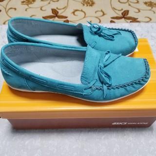 アシックス(asics)のpedalaローファー(ローファー/革靴)