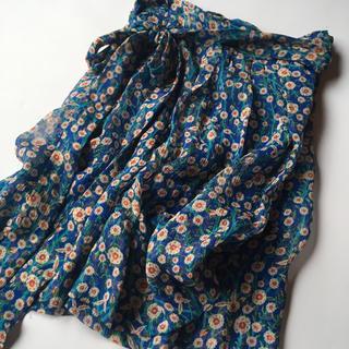 イザベルマラン(Isabel Marant)のイザベルマラン エトワール 花柄 ラップ スカート トゥモロー  plage(ミニスカート)