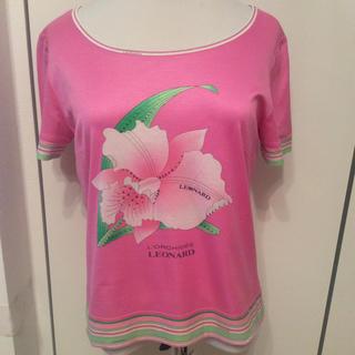 レオナール(LEONARD)のレオナール Lサイズ 最終価格(Tシャツ(半袖/袖なし))
