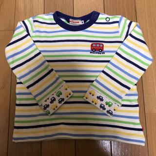ミキハウス(mikihouse)のミキハウス 長袖 Tシャツ ロンT 80(シャツ/カットソー)