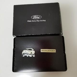 フォード(Ford)のフォード エクスプローラ ピンバッチ(車/バイク)