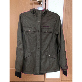 コロンビア(Columbia)のコロンビア    ジャケット  コート   Mサイズ  (おまけにニコル)(その他)