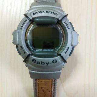 ベビージー(Baby-G)のベビーG 電池切れ(腕時計)