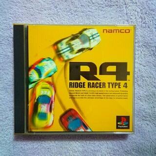 プレイステーション(PlayStation)のplaystation R4リッジレーサータイプ4(家庭用ゲームソフト)