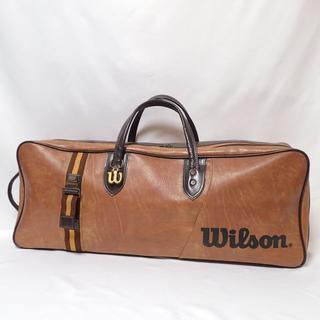 ウィルソン(wilson)のCA208 ウィルソン WILSON 大型 PVCレザー ボストンバッグ(バッグ)