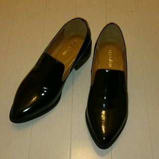 ミスティック(mystic)のミスティックのエナメルローファー(ローファー/革靴)