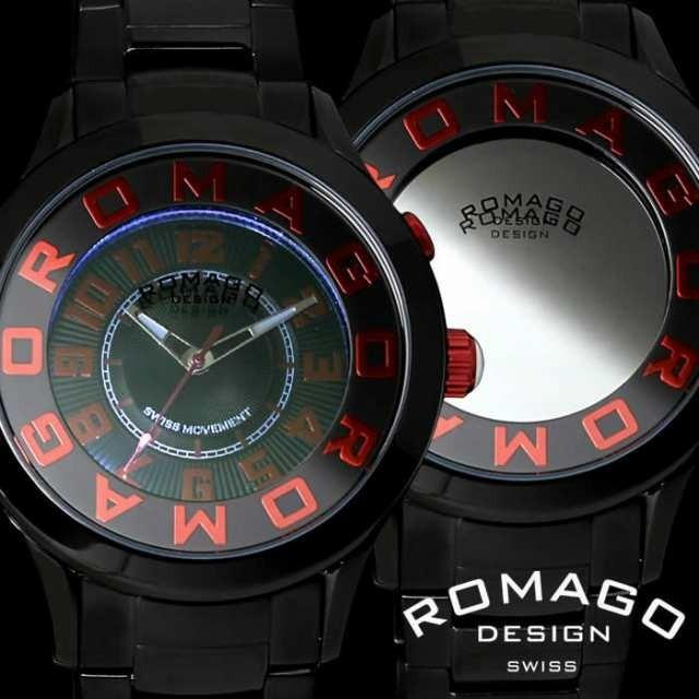 Vacheron Constantin時計 新品コピー - ROMAGO DESIGN - ROMAGO DESIGN ロマゴデザイン 腕時計 レッドの通販 by  miro's shop|ロマゴデザインならラクマ