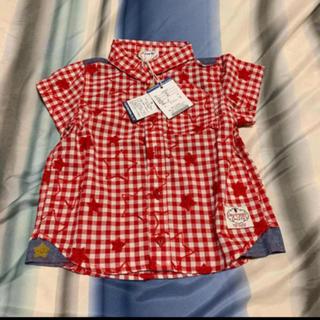 ブリーズ(BREEZE)のシャツ 80 BREEZE(シャツ/カットソー)