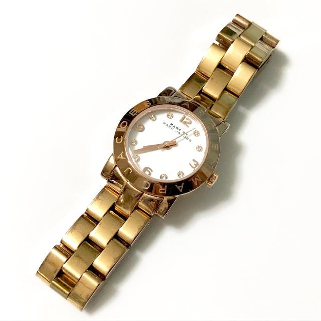 カルティエ 時計 偽物 見分け方 | MARC BY MARC JACOBS - MARC BY MARC JACOBS レディース腕時計 MBM3078 の通販 by tougarashi's shop|マークバイマークジェイコブスならラクマ