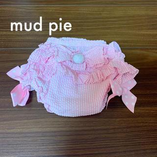 マッドパイ(Mud Pie)のマッドパイ 0-6m オーバーパンツ(パンツ)
