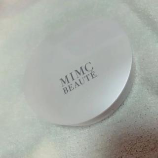 エムアイエムシー(MiMC)のほぼ未使用♡MIMC BEAUTE エアリーパウダーファンデーション(ファンデーション)