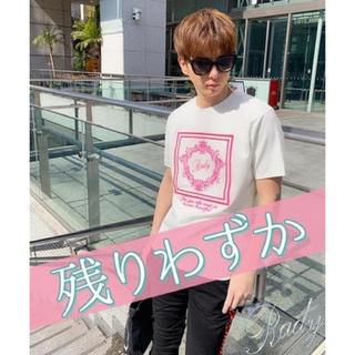レディー(Rady)のネオンホテルシリーズメンズTシャツ(Tシャツ/カットソー(半袖/袖なし))