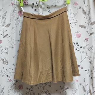 アンタイトル(UNTITLED)のUNTITLED フレアスカート サイズ0(ひざ丈スカート)