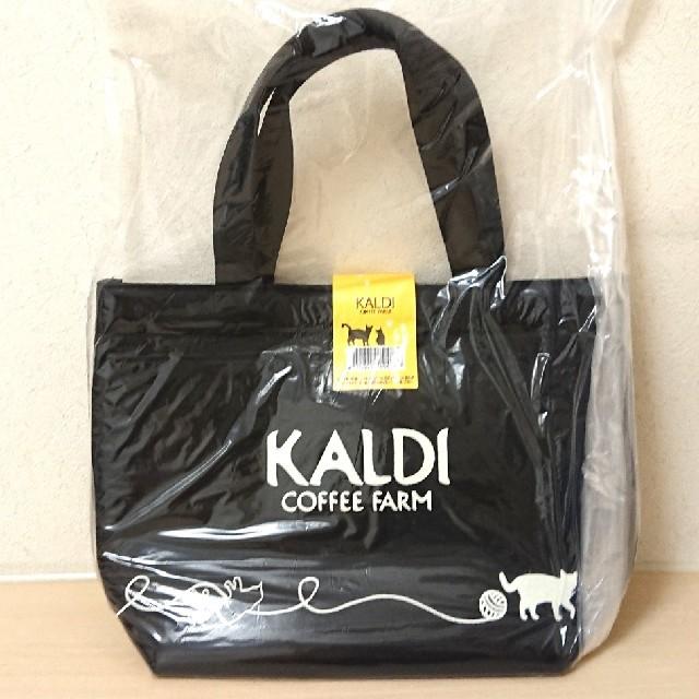 KALDI(カルディ)の新品 未使用 ネコの日バッグ トートバッグ レディースのバッグ(トートバッグ)の商品写真