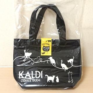 カルディ(KALDI)の新品 未使用 ネコの日バッグ トートバッグ(トートバッグ)