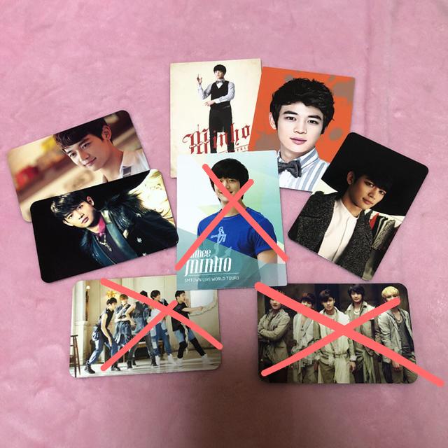 SHINee(シャイニー)のSHINee ミンホ エンタメ/ホビーのCD(K-POP/アジア)の商品写真