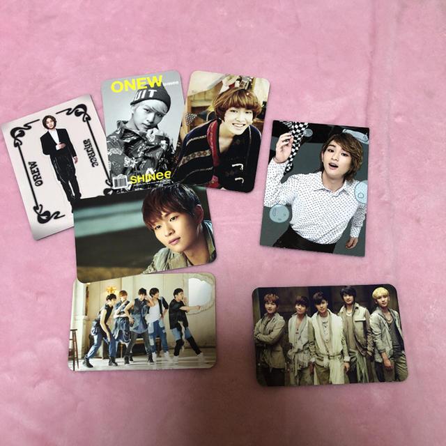 SHINee(シャイニー)のSHINee オニュ エンタメ/ホビーのCD(K-POP/アジア)の商品写真
