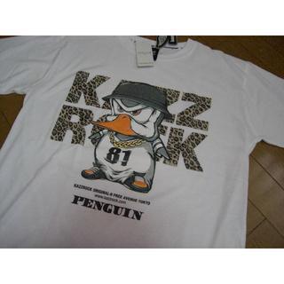 カズロックオリジナル(KAZZROCK ORIGINAL)の新品タグ付「kazzrock orginal」Tシャツ LLサイズ(Tシャツ/カットソー(半袖/袖なし))