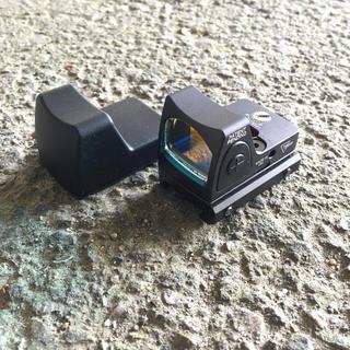 ミニダットサイト グロック ライフル スナイパー glock RMR レクティル(モデルガン)