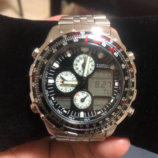 BARNEYS NEW YORK - バーニーズニューヨーク 腕時計 付属あり!の通販 by ceechan's shop|バーニーズニューヨークならラクマ