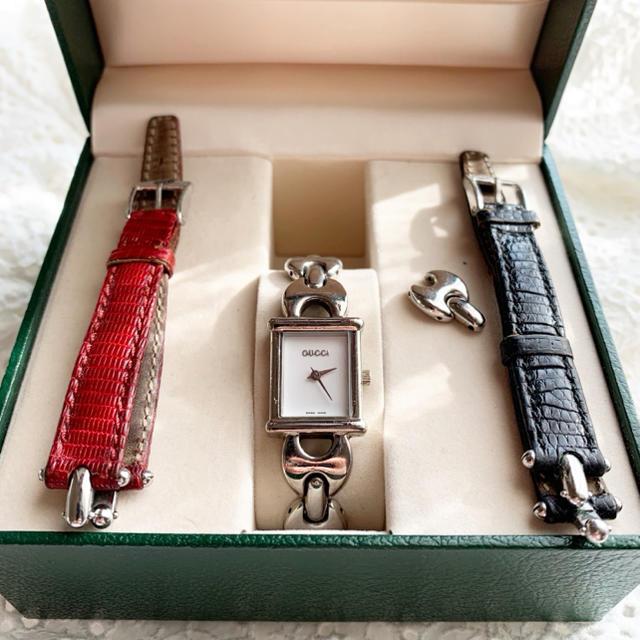 エルメス ビジネスバッグコピー 、 Gucci - 稼働品 良品!グッチ チェンジベルト レディース腕時計の通販 by BF_大幅値下げ不可!|グッチならラクマ