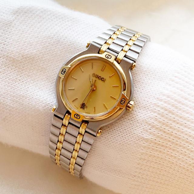 エルメス コンスタンス 財布 使い勝手 / Gucci - 稼働品 良品!グッチ!レディース腕時計の通販 by BF_大幅値下げ不可!|グッチならラクマ