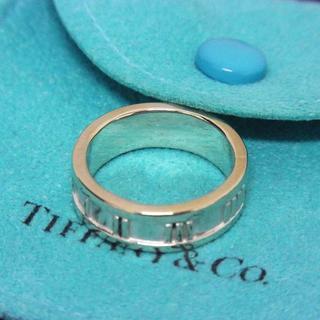 ティファニー(Tiffany & Co.)の仕上済 ティファニー アトラスリング 10号/SV925/Tiffany&Co.(リング(指輪))