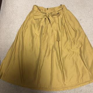 エニィスィス(anySiS)のanysis フレアスカート Sサイズ(ロングスカート)