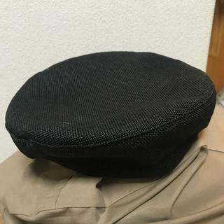 ジーナシス(JEANASIS)の【新品】ザツザイベレー(ハンチング/ベレー帽)