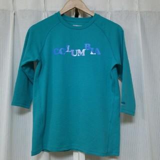 コロンビア(Columbia)の新品   Colombia  レディースTシャツ M(Tシャツ(長袖/七分))