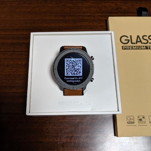 CARTIER コピー時計 | AMAZFIT GTR アルミニウム 47mmの通販 by いち|ラクマ