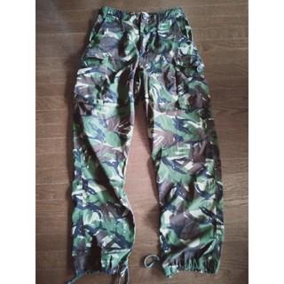 マハリシ(MAHARISHI)のUK military camo pants(ワークパンツ/カーゴパンツ)