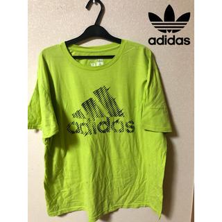 アディダス(adidas)のアディダス シャツ 古着(Tシャツ/カットソー(半袖/袖なし))