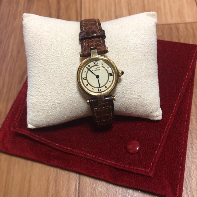 hublot 時計 金額 - Cartier - 正規品 カルティエ ヴィンテージ腕時計の通販 by ひまわり's shop|カルティエならラクマ