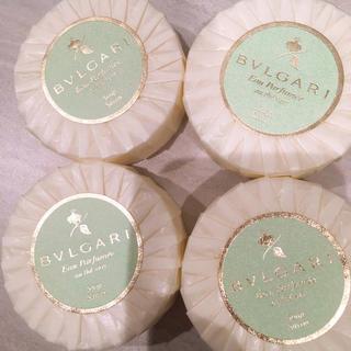 ブルガリ(BVLGARI)のブルガリ ソープ 50g 9個 専用(ボディソープ / 石鹸)