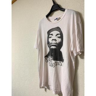 エイチアンドエム(H&M)の☆ H&M スヌープドッグ プリント Tシャツ ☆(Tシャツ/カットソー(半袖/袖なし))