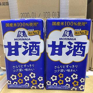モリナガニュウギョウ(森永乳業)の森永  甘酒 125ml× 54本セット(ソフトドリンク)