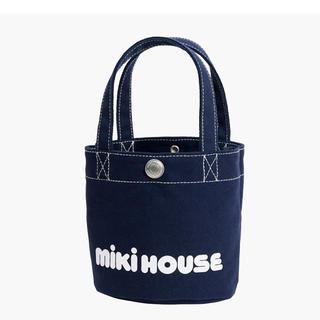ミキハウス(mikihouse)のミキハウス ミニロゴトートバッグ(トートバッグ)