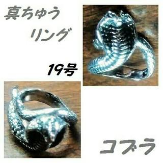 真ちゅうリング【コブラ】(リング(指輪))