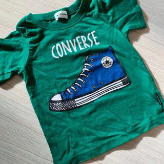 コンバース(CONVERSE)のコンバース 半袖 Tシャツ 80(Tシャツ)