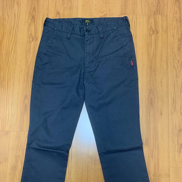 W)taps(ダブルタップス)のwtaps KAHKI TIGHT チャコールグレー M メンズのパンツ(チノパン)の商品写真