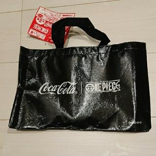 コカコーラ(コカ・コーラ)のコカ・コーラ トートバッグBlack『非売品』(ノベルティグッズ)