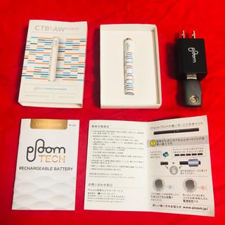 プルームテック(PloomTECH)のプルームテック 本体 充電器セット(その他)