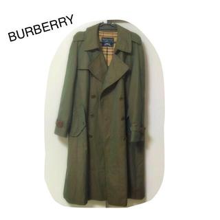 バーバリー(BURBERRY)のbigコート*Burberry(ロングコート)