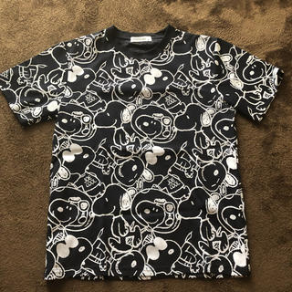 スヌーピー(SNOOPY)のSNOOPY 半袖  Tシャツ(Tシャツ(半袖/袖なし))